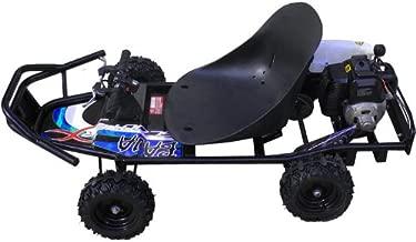 ScooterX SX-11_BlackBlue Baja Kart 49cc Black/Blue