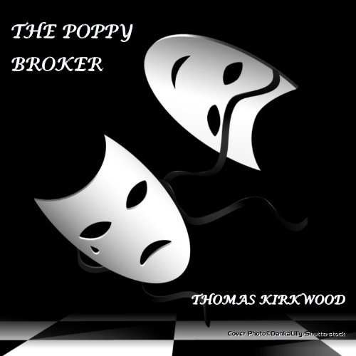 The Poppy Broker audiobook cover art