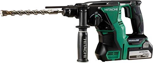 Hitachi DH18DBL (ST) Martello Tassellatore, 18 V, Verde/Nero