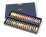 Mijello Mission Gold Water Color Set, 34 colores