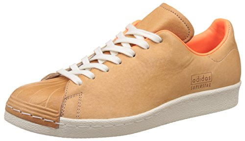 adidas Originals Herren Sneakers Superstar 80S Clean beige 39 1/3