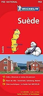 Carte NATIONAL Sude de Collectif Michelin