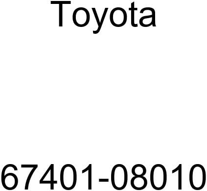 Toyota Daily bargain sale 67401-08010 Front Free shipping Door Assembly Frame Sub