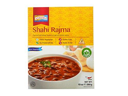 Ashoka Shahi Rajma 280g alubias rojas de riñón con curry