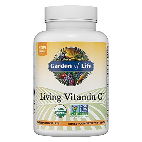 Garden Of Life Vitamina C E Miscela Antiossidante 60 Capsule - 120 g