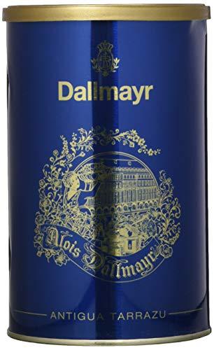 Dallmayr Kaffee Schmuckdose Antigua Tarrazu 250g Filterkaffee blau (1 x 0.25 kg)