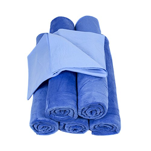 Relentless Drive 3 Pack - Neighbor's Envy XL Microfiber Towels - Extra Large 24 x 60 inch Auto Detailing Towels - Professional Quality
