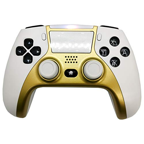 Wireless Game Controller with 4 Paddles, Game Controller Joystick...