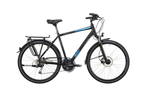 Vermont Eaton XXL - Bicicletas trekking Hombre - negro Tama�