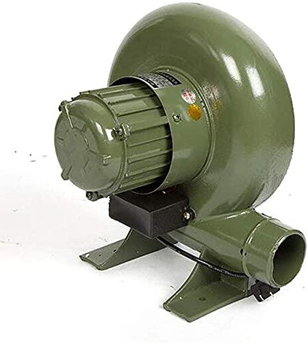 Kutra Soplador de Hojas Ventilador Radial Eléctrico Ligero, Ventilador de Aire de Parrilla, Ventilador de Bomba, Ventilador Doméstico Pequeño
