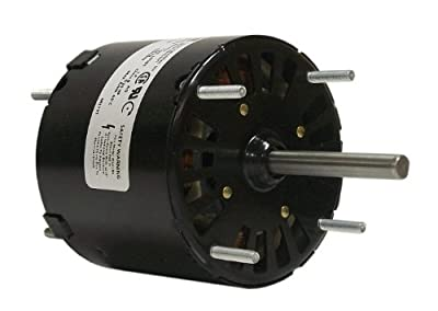 Fasco D133 3.3-Inch General Purpose Motor, 1/20 HP, 115 Volts, 1500 RPM, 1 Speed, 1.8 Amps, OAO Enclosure, CCWSE Rotation, Sleeve Bearing from Fasco