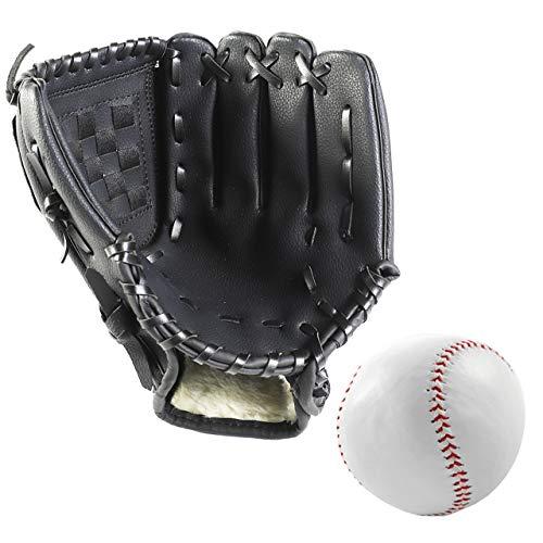 フェリモア 野球グローブ 軟式 一般 12.5インチ 使いやすい 右投げ 大人用 9号ボール付き