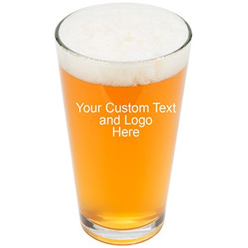 personalized beer glasses - 6