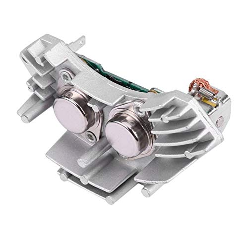 Lyjun Coche Calentador automático Blower Motor Resistor Fit para Peugeot Fit para Citroen Fit para Berlingo Fit para Xantia Fit para Xsara 644178 Auto Parts (Color : Green)