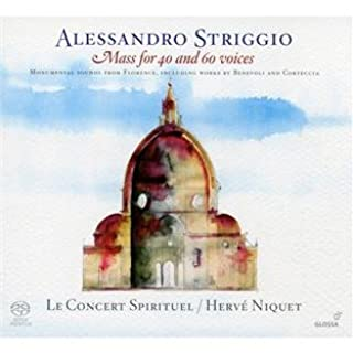 Striggio: Misa Para 40 Y 60 Voces ; Le Concert Spirituel - Niquet (B006P7WMTO) | Amazon price tracker / tracking, Amazon price history charts, Amazon price watches, Amazon price drop alerts