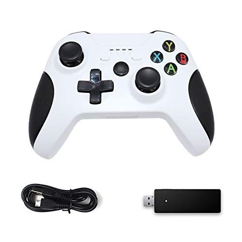 2.4G Gamepad Joysticks inalámbricos, controlador de juego inalámbrico para PC, PS3, teléfonos Android, tabletas, TV Box, vapor