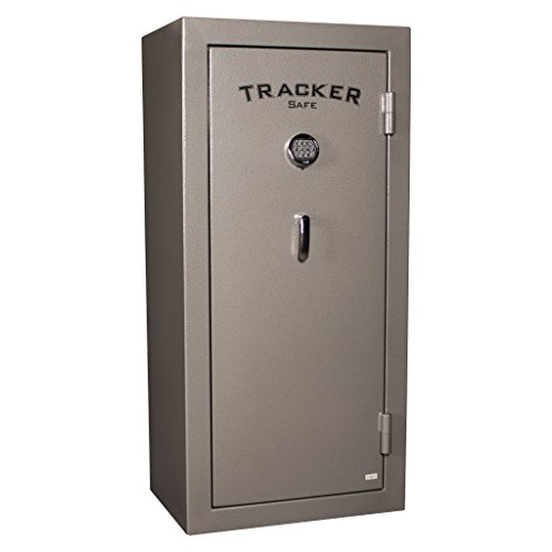 Best Review Of Tracker Safe TS22 30 Min. Fire Insulated 22 Gun Safe with Electronic Lock