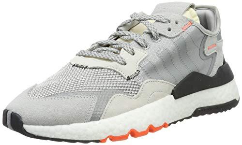 adidas Nite Jogger, Zapatos de Escalada Unisex Adulto, (Gridos/Grpumg/Narsol 000), 42 2/3 EU