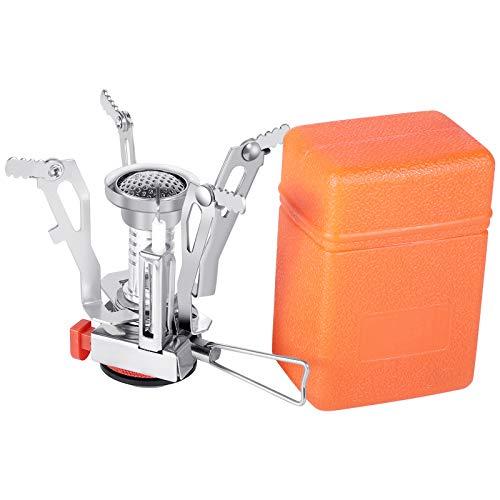 mini backpacking stove - 9