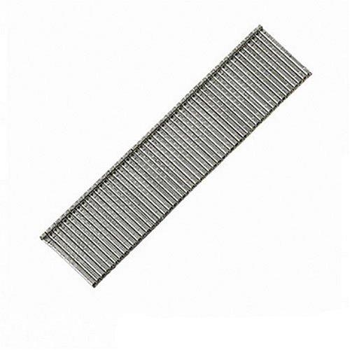 Silverline, 589693, Set di chiodi lisci zincati, 18 Gauge, 5000 pz, 16 mm