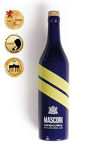 Mascori Gin Mallorca - 700 ml - ginebra afrutada citrica floral artesana