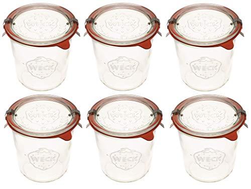 .5 Liter Jars with Lids