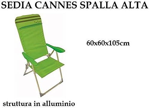barato Tumbona Spiaggina Relax playa playa jardín jardín jardín 60x 60x 105aluminio prc636  Las ventas en línea ahorran un 70%.
