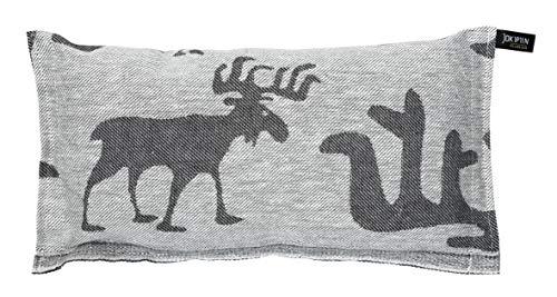 JOKIPIIN Sauna Kissen aus Leinen ELK made in Finland
