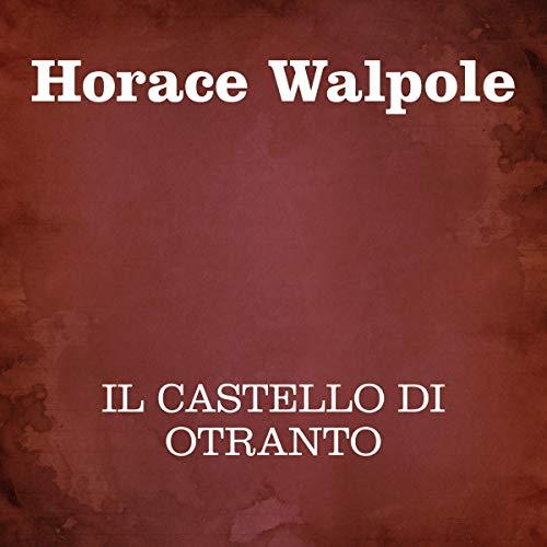 Il castello di Otranto copertina