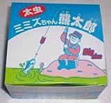 ミミズちゃん熊太郎太虫 釣り餌 渓流釣り 川釣り ヤマメ イワナ フナ 鯉
