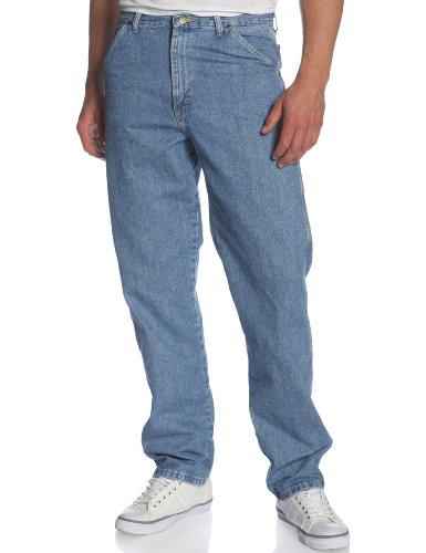 Wrangler Men's Big Rugged Wear Carpenter Jean ,Vintage Indigo,44x32