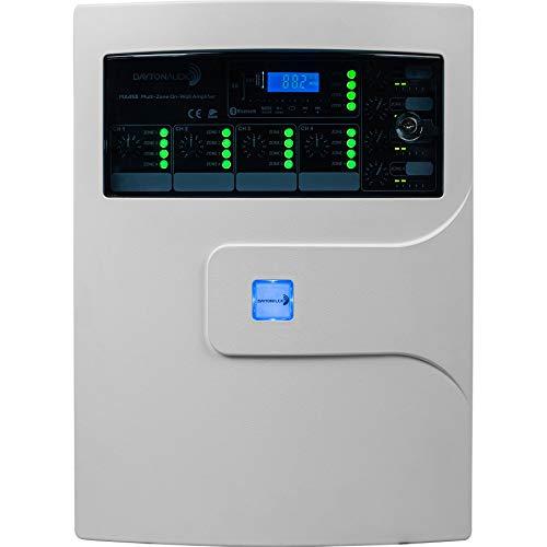 Dayton Audio MA455 Multi-Zone On-Wall 4 Channel Amplifier 220W