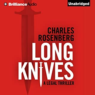 Long Knives                   By:                                                                                                                                 Charles Rosenberg                               Narrated by:                                                                                                                                 Kate Rudd,                                                                                        Christopher Lane                      Length: 12 hrs and 48 mins     261 ratings     Overall 3.9
