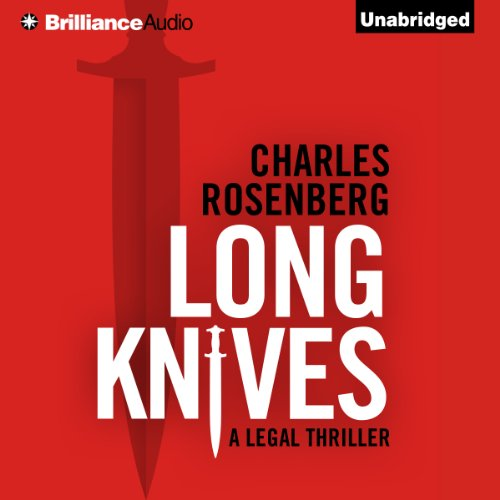 Long Knives audiobook cover art