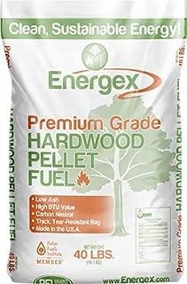 Energex Premium Grade Wood Pellet Fuel 40 lbs.