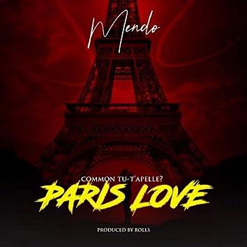 Paris Love (Comment Tu T'apelle)