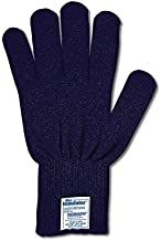 Ansell Therm-A-Knit 78-101 Blue Universal Thermolite Cold Condition Glove - 222187 [PRICE is per DOZEN]