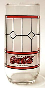 Enjoy Coca Cola Glass 6 Coca Cola Vintage Style Glass Coca Cola Collectible Glass