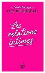 Écoute ton corps - Les relations intimes de Lise Bourbeau