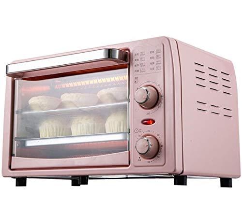 LJXWH Four électrique Domestique, ustensiles de Cuisson Multi-Fonction, Machine à Fruits secs Automatique, Mini Four, Peut-il être utilisé dans la Cuisine/pâtisserie/Restaurant/café/Boissons boutiqu