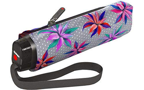 Knirps Taschenschirm TS.010 Slim Small Manual Tropic UV Protection