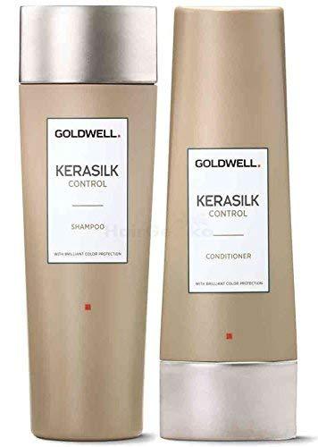 Goldwell Kerasilk Control Set - Shampoo 250ml + Conditioner 200ml