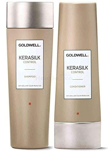 Goldwell Kerasilk Control Set - Shampoo 250ml + Conditioner 200ml