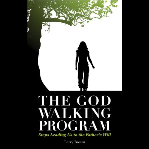 The God Walking Program audiobook cover art