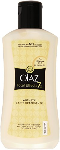 Olaz Total Effects 7 in 1 Latte Detergente da 200 ml