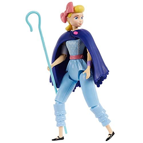 Pixar Toy Story Bambola Bo Beep con Vestiti e Accessori, Giocattolo per Bambini 3+ Anni, GKP96