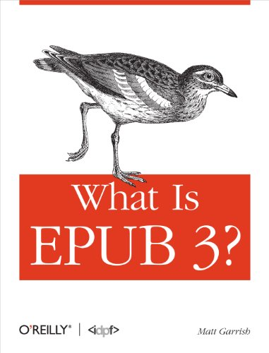 What is EPUB 3? (English Edition)