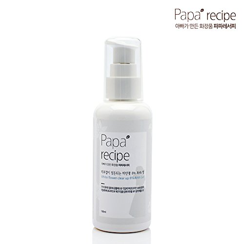 ❌Papa Recipe White Flower Clear Up 8% AHA Gel (discontinued)