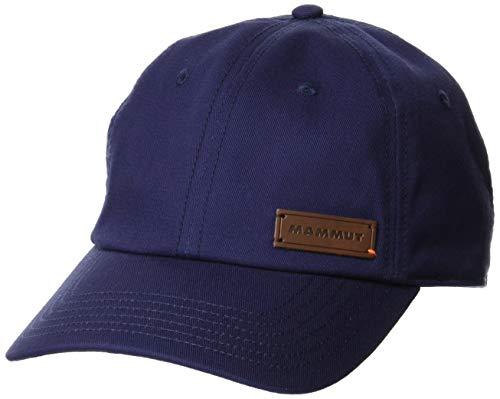 Mammut Baseball Cap, Peacoat PRT2, L-XL