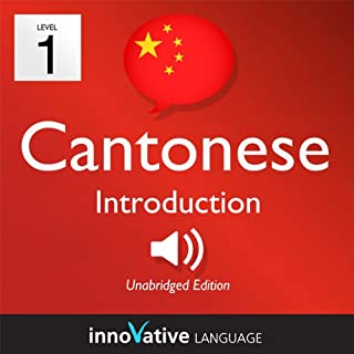 Learn Cantonese - Level 1: Introduction to Cantonese - Volume 1: Lessons 1-25 Titelbild